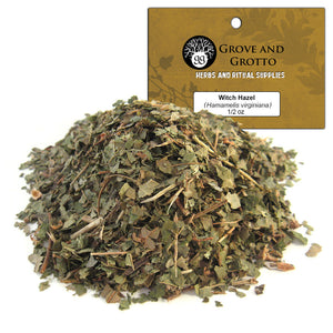 Witch Hazel (1/2 oz) - Grove and Grotto