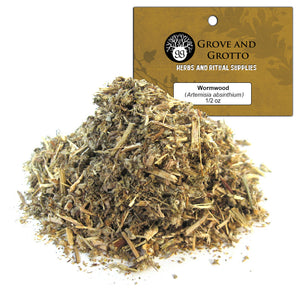 Wormwood (1/2 oz) - Grove and Grotto