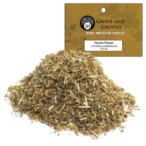 Yarrow Flower (1/2 oz)