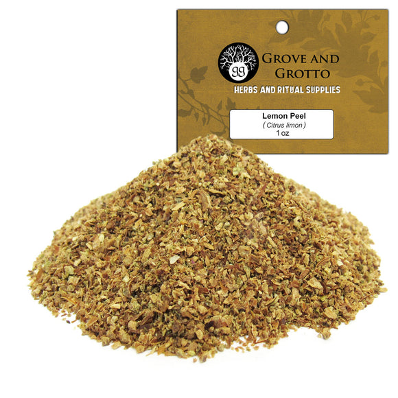 Lemon Peel (1 oz)