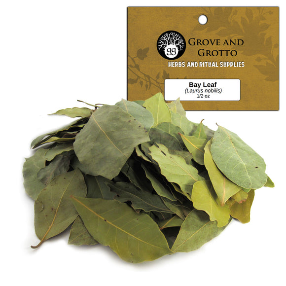 Bay Leaves (1/2 oz) - Grove and Grotto