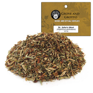 St. John's Wort (1/2 oz) - Grove and Grotto