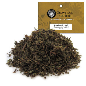 Patchouli Leaf (1/2 oz)