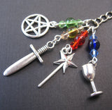 Elemental Tools Key Chain - Grove and Grotto