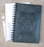 Celtic Pentagram Journal - Grove and Grotto