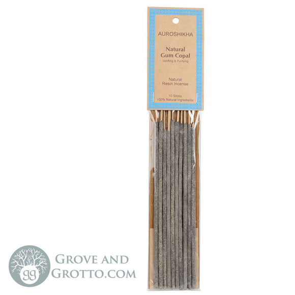 Auroshikha Resin Incense Sticks - Natural Gum Copal