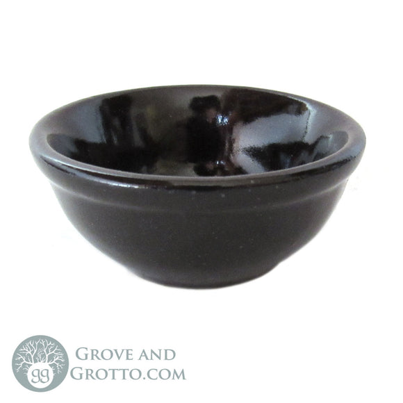 Ceramic Incense Dish 2.5