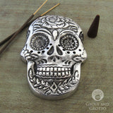 Skull Incense Burner