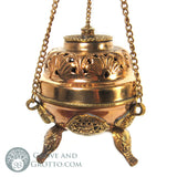 Hanging Tibetan Style Incense Burner