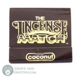 The Incense Match - Coconut