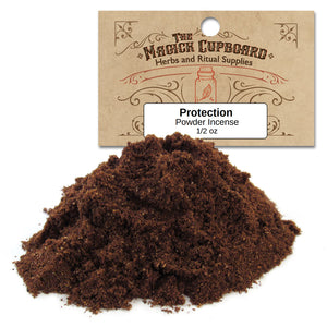 Protection Powder Incense (1/2 oz) - Grove and Grotto