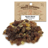 Mystic Blend Resin Incense (3/4 oz)