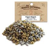 Pagan Magick Silver and Gold Resin Incense (3/4 oz) - Grove and Grotto