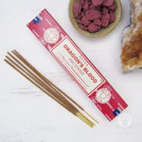 Dragon's Blood Incense Sticks (15 g) by Satya