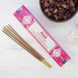 Rose Incense Sticks (15 g) by Satya