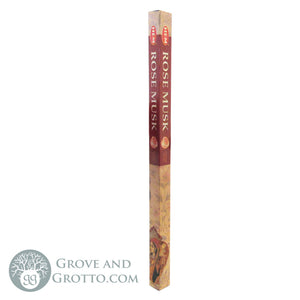HEM Incense Sticks - Rose Musk