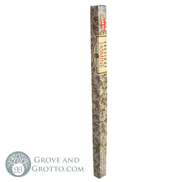 HEM Incense Sticks - Precious Jasmine - Grove and Grotto