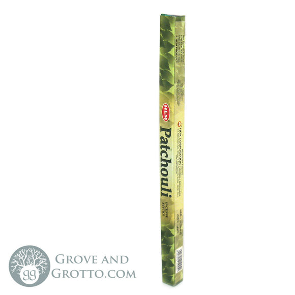 HEM Incense Sticks - Patchouli - Grove and Grotto