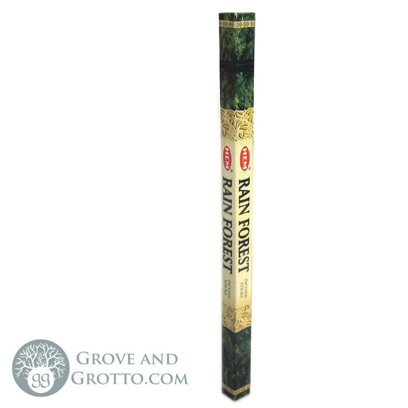 HEM Incense Sticks - Rain Forest - Grove and Grotto