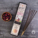 Ancient Elements Incense by Sun's Eye - Rose