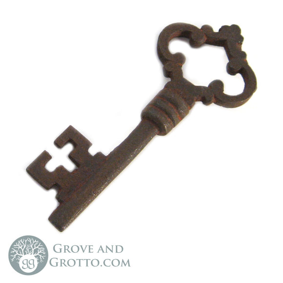 Cast Iron Key (Regina) - Grove and Grotto