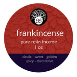 Frankincense Resin in Tin (1 oz)