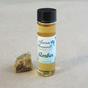 Aura Accord Amber Oil - Grove and Grotto