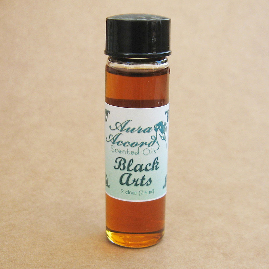 Aura Accord Black Arts Oil - Grove and Grotto