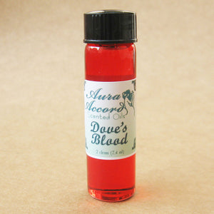 Aura Accord Dove's Blood Oil - Grove and Grotto