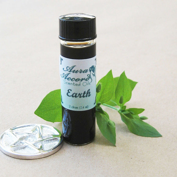 Aura Accord Earth Oil - Grove and Grotto