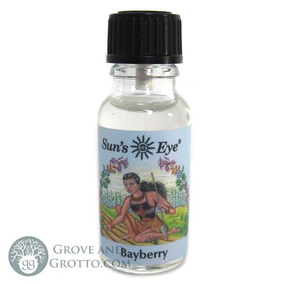 Sun's Eye Bayberry Oil - Grove and Grotto