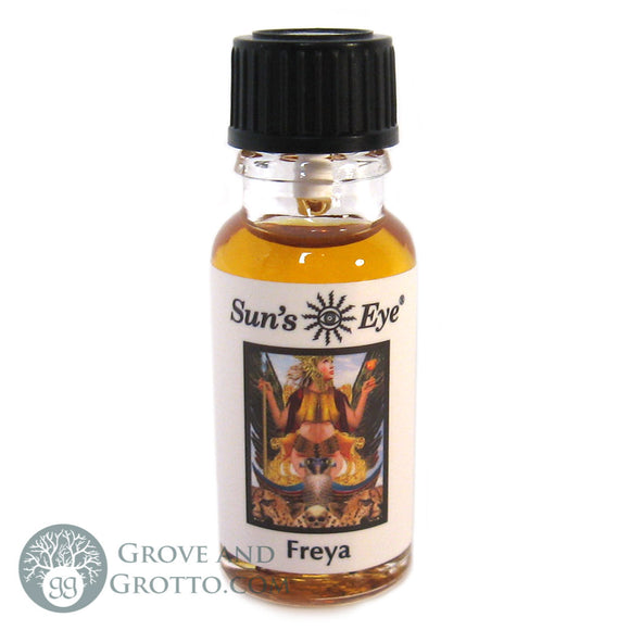 Sun's Eye Freya Oil - Grove and Grotto