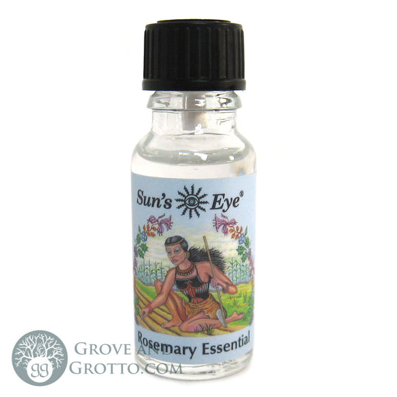 Sun's Eye Rosemary Oil (Essential)