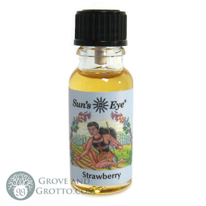 Sun's Eye Strawberry Oil - Grove and Grotto