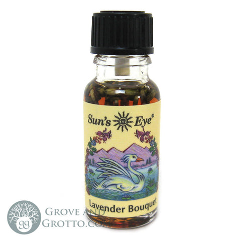 Sun's Eye Lavender Bouquet Oil - Grove and Grotto
