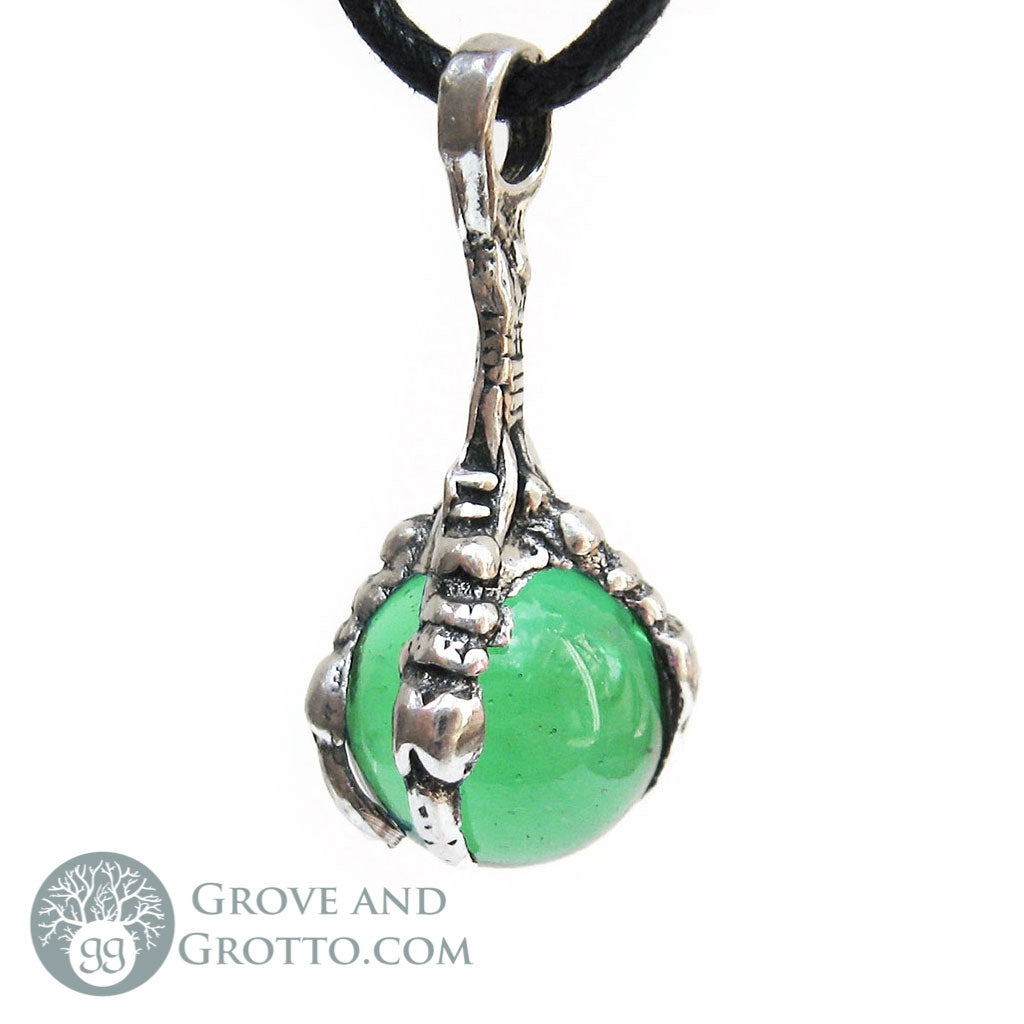 Dragon's Claw Orb (Green) - Grove and Grotto