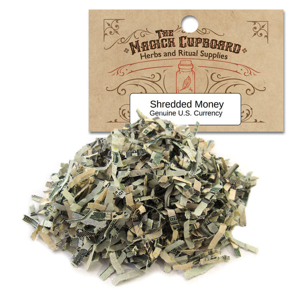 Shredded Money