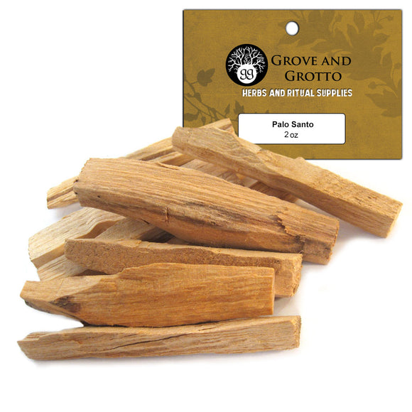 Palo Santo Sticks (2 oz) - Grove and Grotto
