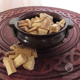 Palo Santo Chips (2 oz) - Grove and Grotto