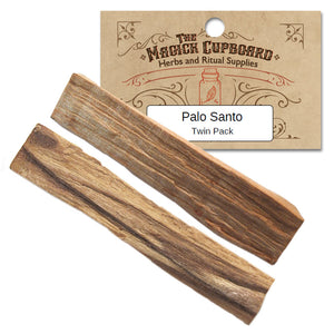 Palo Santo Large Sticks (Twin Pack) - Grove and Grotto