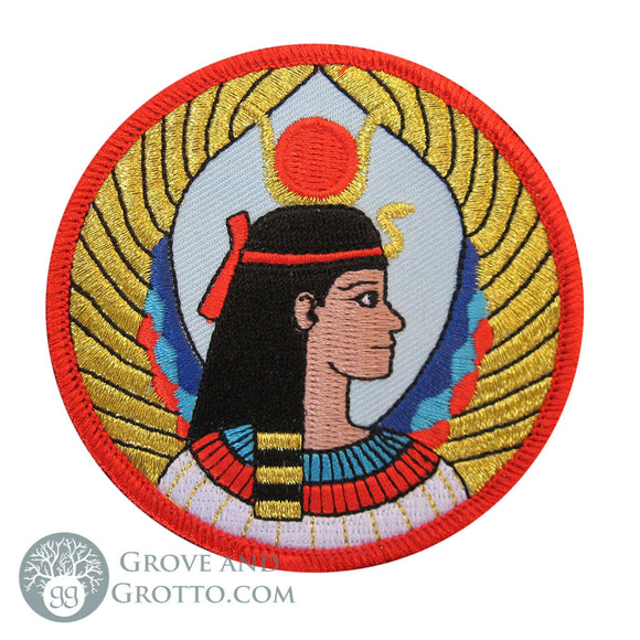 Goddess Isis Patch - Grove and Grotto