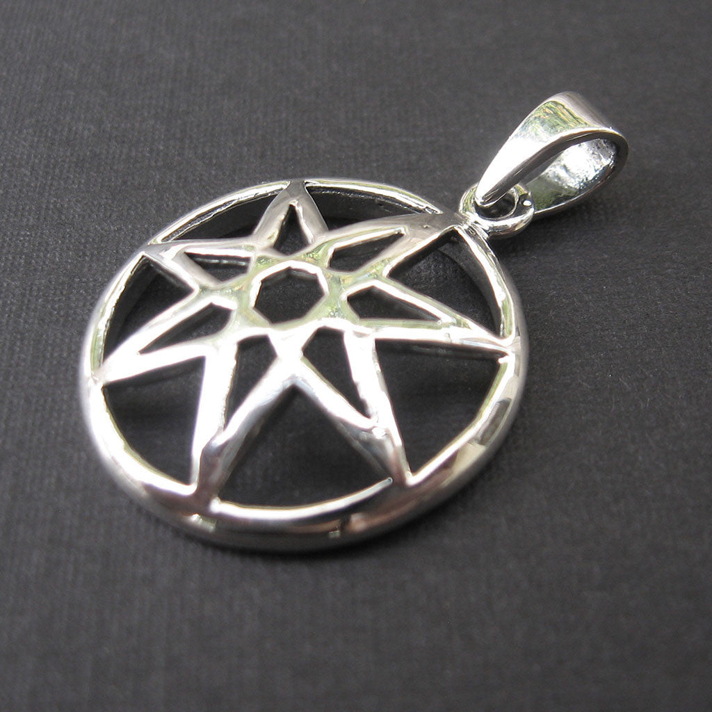 Sterling Silver Fairy Star