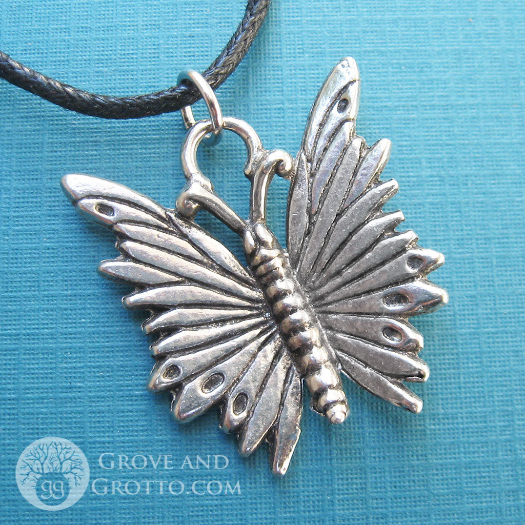 Butterfly Pendant - Grove and Grotto