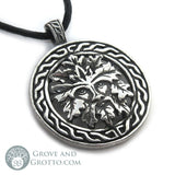 Celtic Green Man Amulet - Grove and Grotto