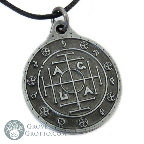 AGLA Talisman (Pewter) - Grove and Grotto