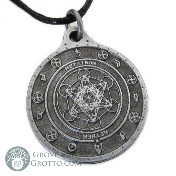 Metatron Archangel Talisman - Grove and Grotto