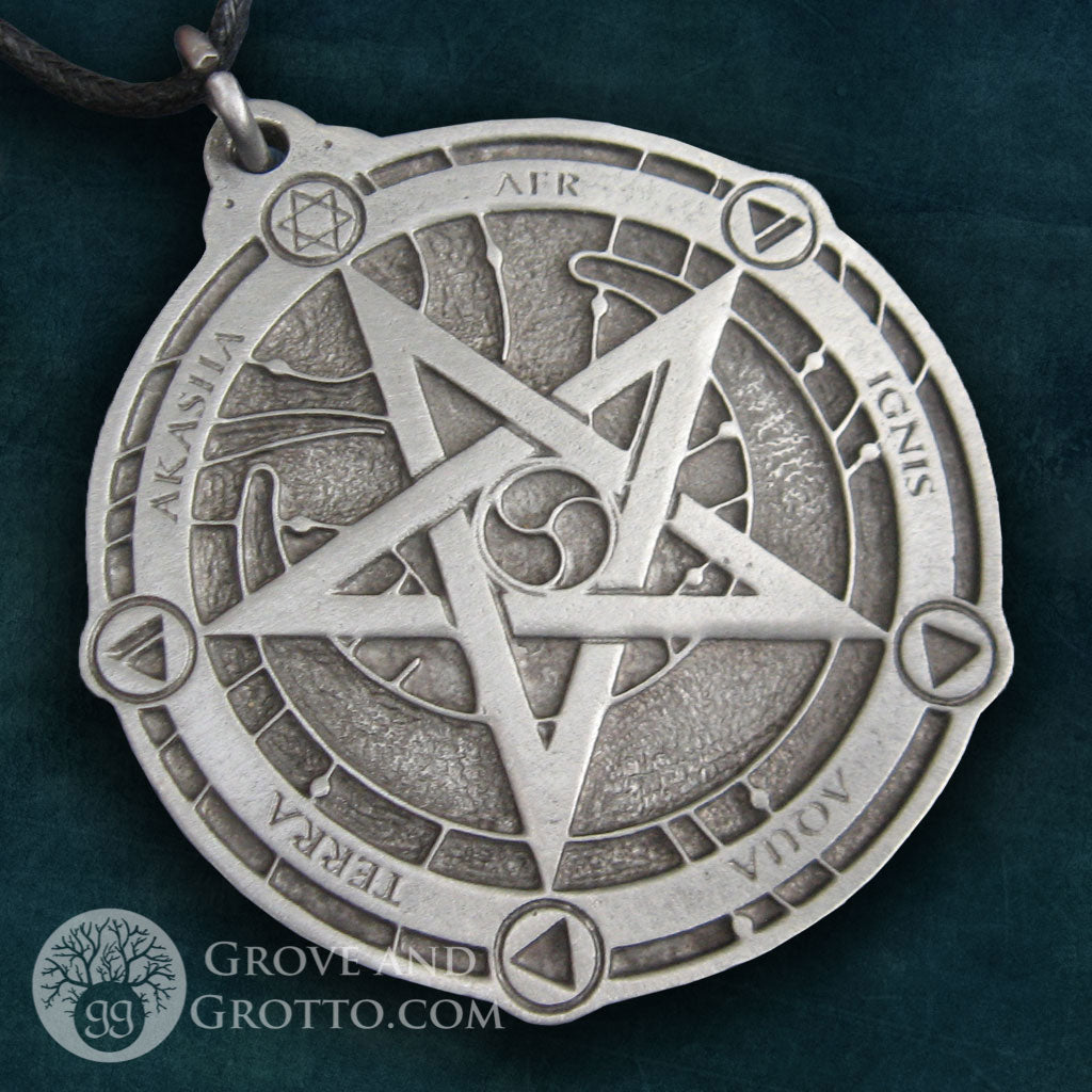 Protection Pectoral Talisman