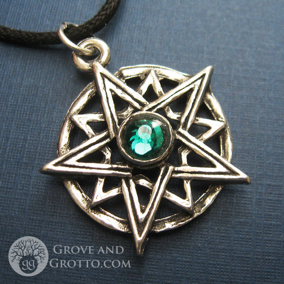Endless Light Amulet (Green)