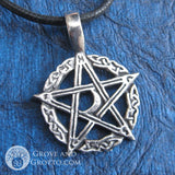 Mystic's Waxing Moon Amulet