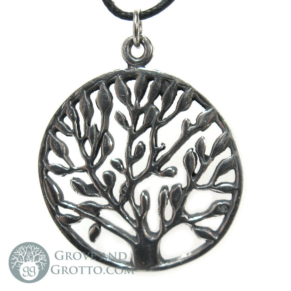 Contempo Tree of Life Pendant - Grove and Grotto